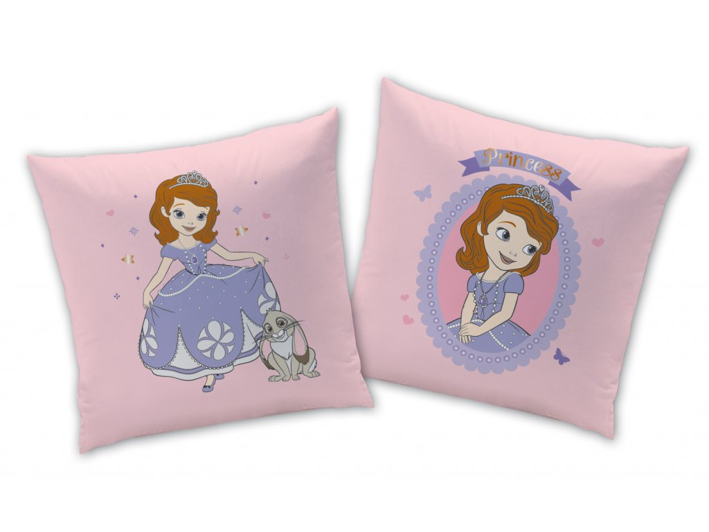 SOFIA THE FIRST coussin 40x40