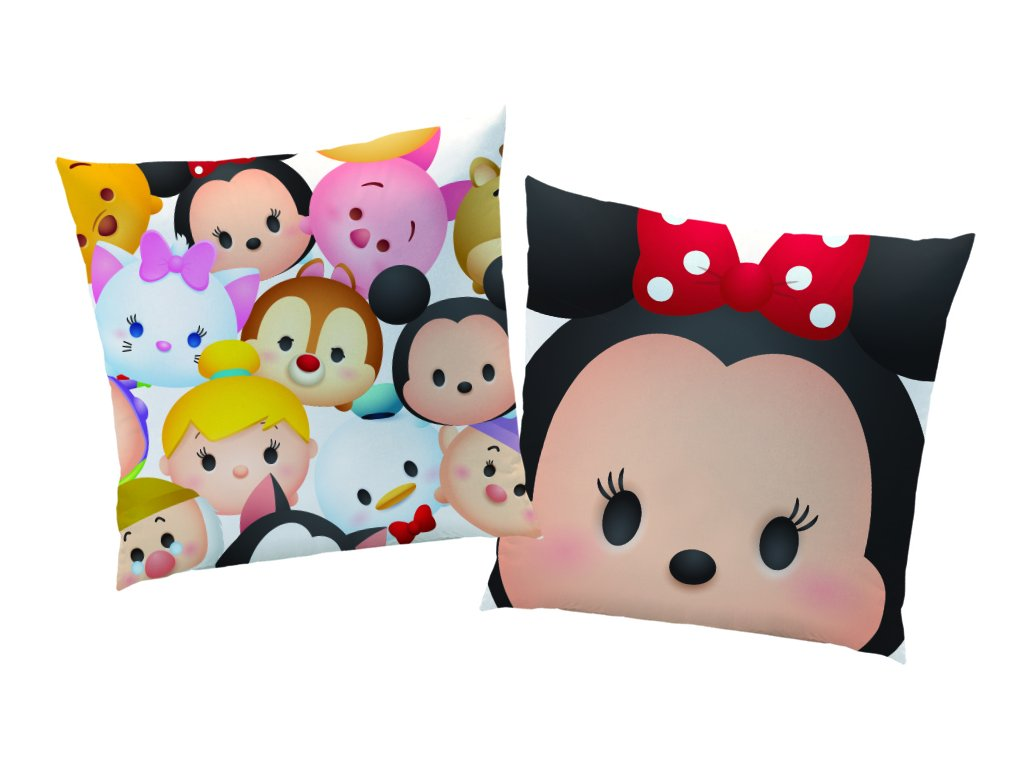 TSUM TSUM MINNIE and CO coussin 40x40