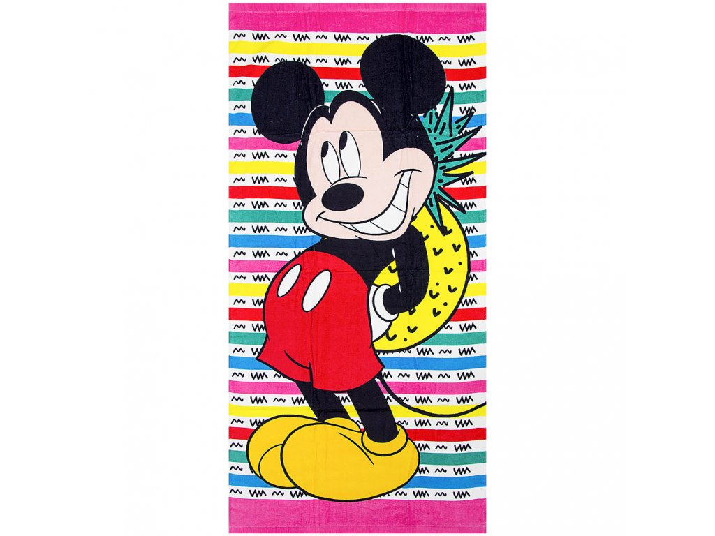 b92620 beach towel mickey mouse disney wholesale