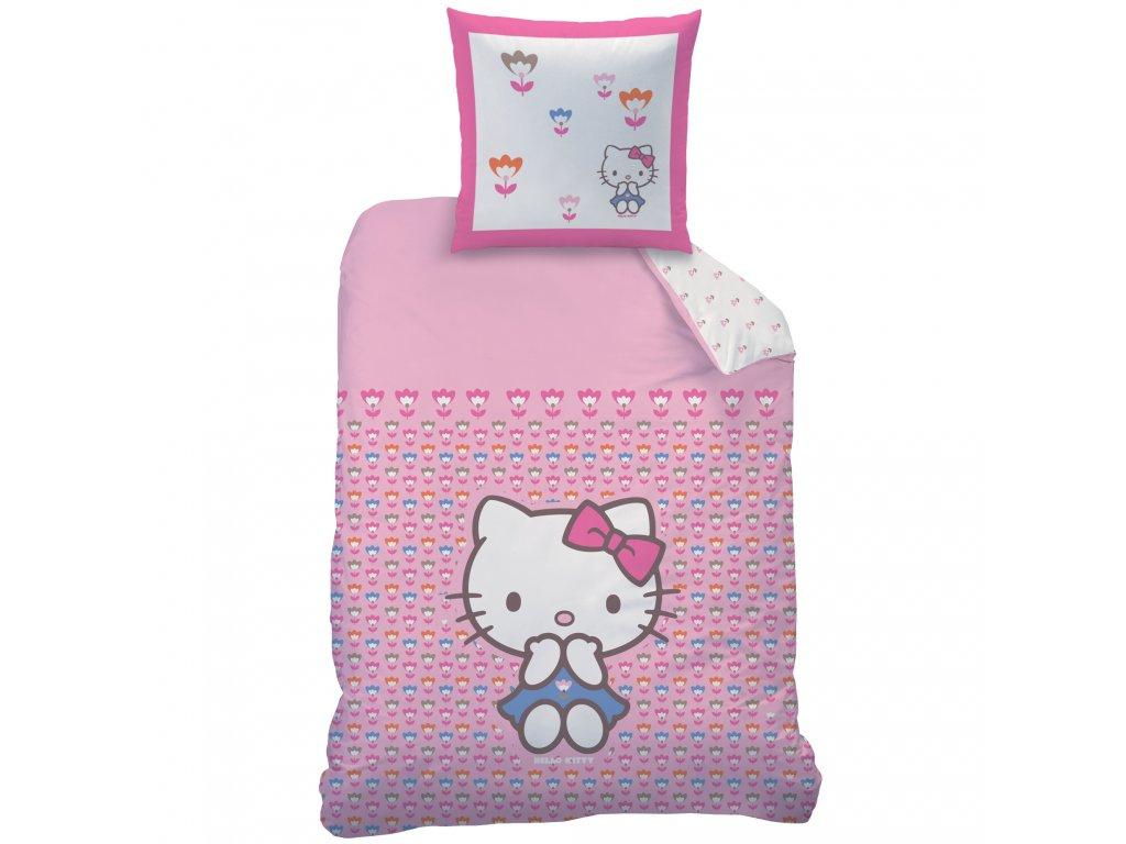 HELLO KITTY ELENA PINK linge de lit