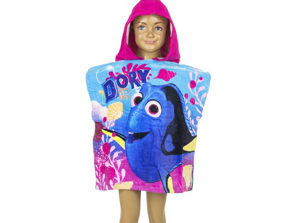 qe1786 poncho finding dory wholesale