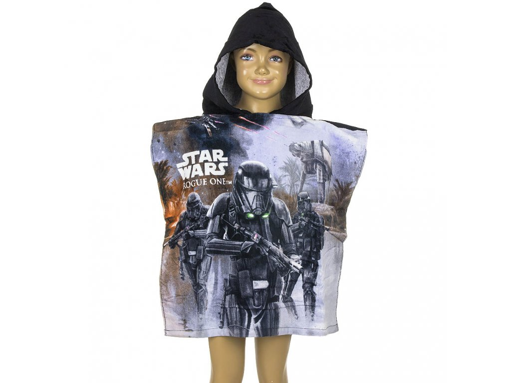 qe1781 poncho star wars rogue one wholesale supplier copy