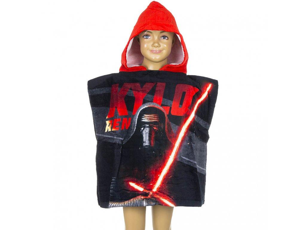 qe1791 star wars poncho bathrobe towel wholesale supplier