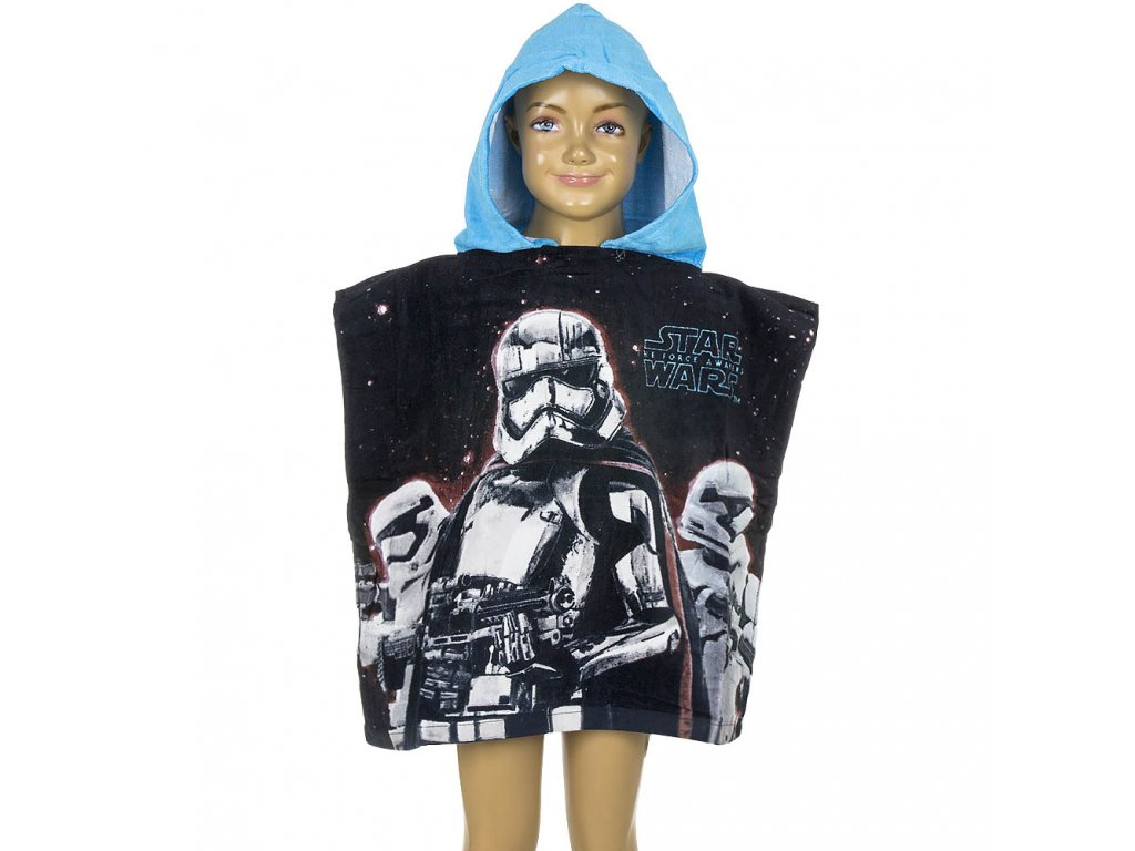 qe1791 wholesale ponchos for children star wars character