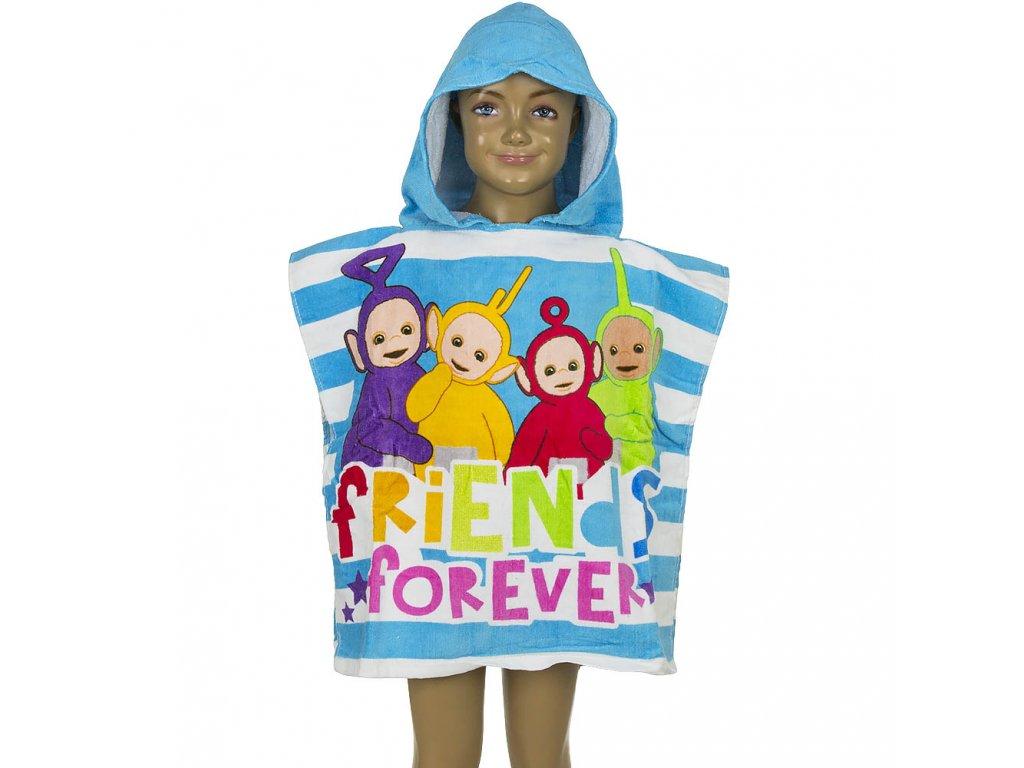 qe1782 wholesale ponchos for children teletubbies characters