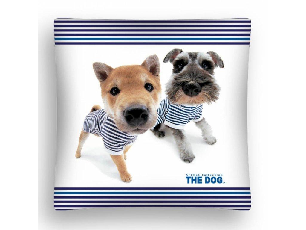 Povlak na polštář Dogs 07 40x40cm