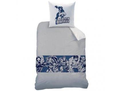 parure de lit avengers comics heroes housse de
