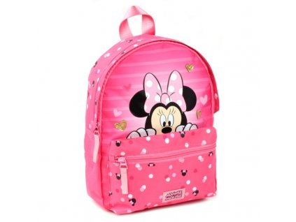 minnie mouse looking fabulous backpack