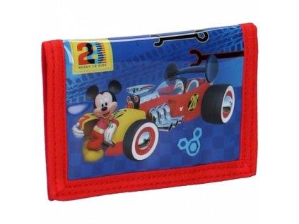 Peněženka Mickey Mouse Crazy Speed