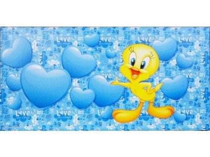 Obraz Looney Tunes 29586 MODRÝ