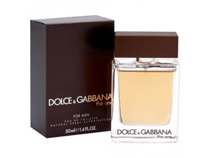 dolce gabbana the one for men 50ml edp