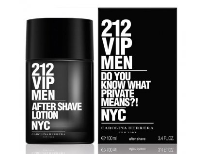 carolina herrera 212 vip men after shave m 100ml