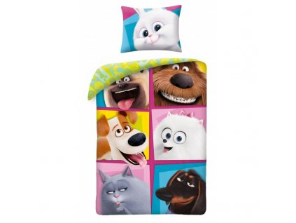 secret life of pets posciel pets2 706bl
