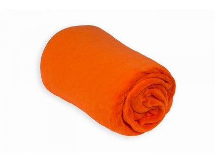 Aaryans deka z mikrovlákna 220 x200cm oranžová