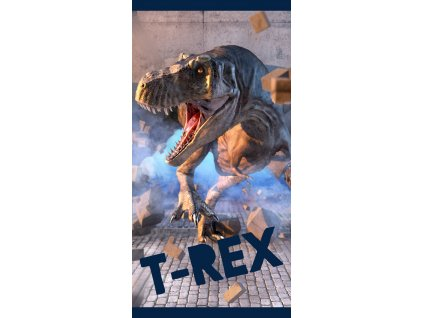 Dětská osuška Tyranosaurus Rex