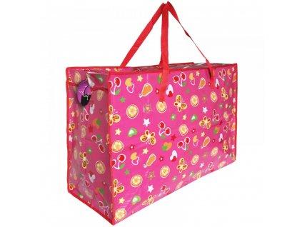 Nákupní taška LND 01 MOTÝL