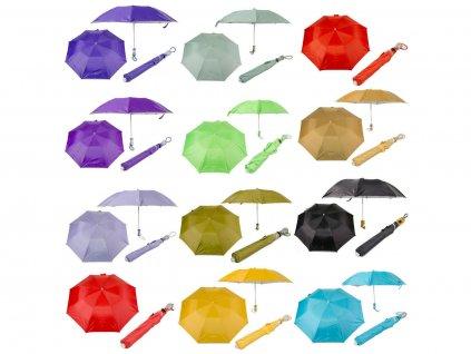 Deštník CASAVIA černý JBUMB10
