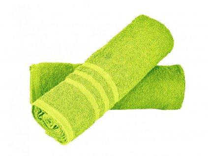 Ručník Basic - zelený