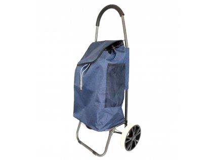 Nákupní taška na kolečkách JBST 08 NAVY