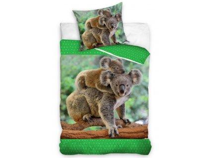 p448218 bavlnene povleceni medvidek koala nl195021 1 1 541399