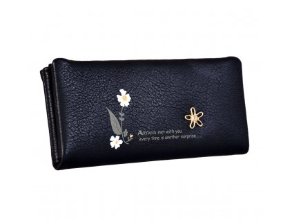 Dámská  peněženka PT19-1386 černá