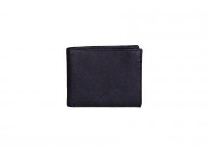 Kožená peněženka 101W BLACK