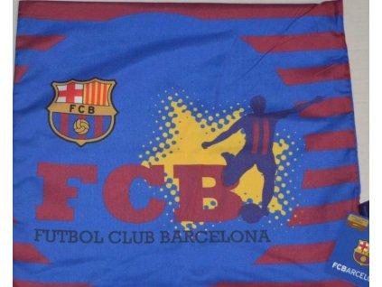 Polštář FC BARCELONA FIGURE
