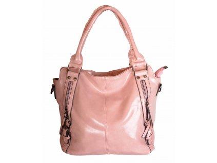 Dámská kabelka 8197 Růžová