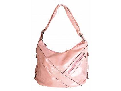 Dámská kabelka 8199 Růžová