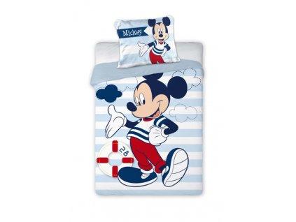 Pościel 100x135+40x60 Mickey 076 EAN 5907750576531