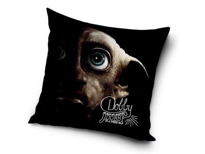 Povlak Dětský polštářek Harry Potter Skřítek Dobby