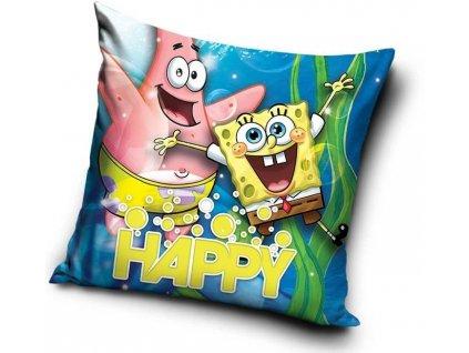 Polštářek Sponge Bob a Patrik Radovánky