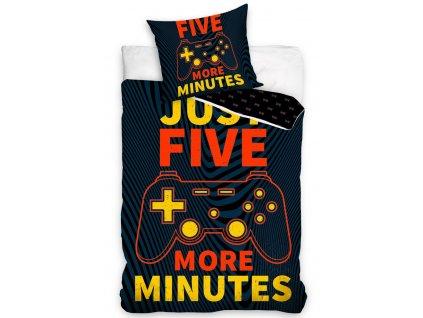 p330854 bavlnene povleceni gamer jeste pet minut nl201070 1 1 720004