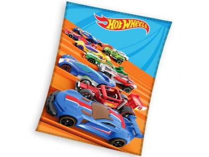 Detska deka Hot Wheels Na Startu HW203050