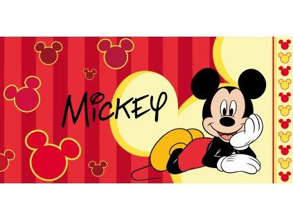 Towel 70x140 Mickey 006 EAN 5907750543335