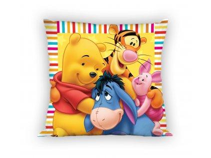 16. Licenced Pillowcases Poszewki Pillowcase 40x40 Winnie the Pooh 015