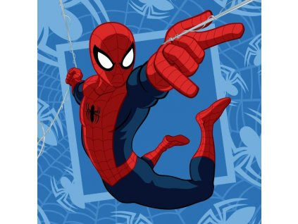 Towel 30x30 Spider Man 003