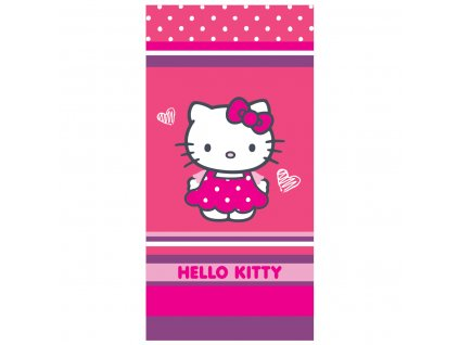 HELLO KITTY DRESS plage 75x150
