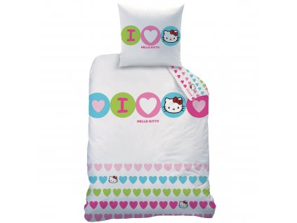 HELLO KITTY JULY linge de lit