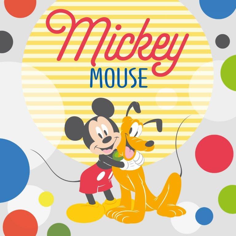 Magický ručníček MICKEY 04