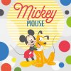 Magic Towel 30x30 Mickey 04