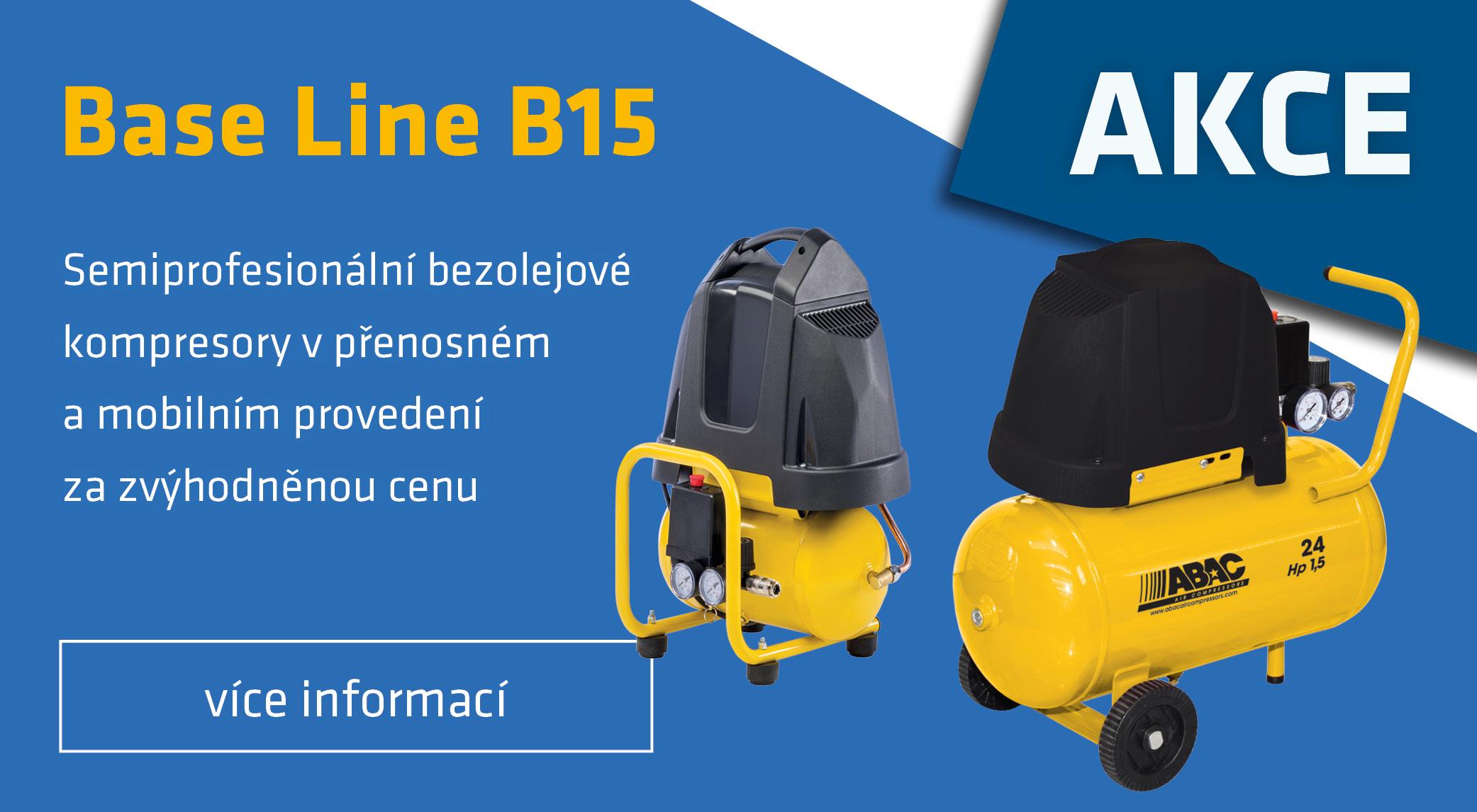 Akce Base Line B15