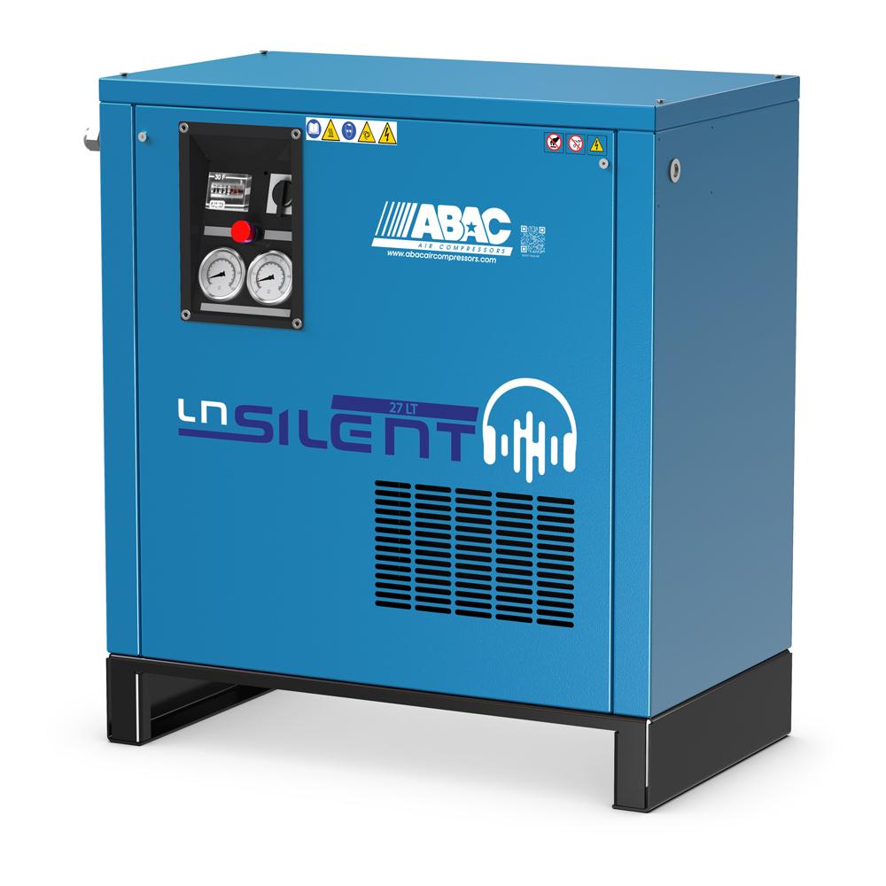 Odhlučnené kompresory Silent LN - rozšírenie programu
