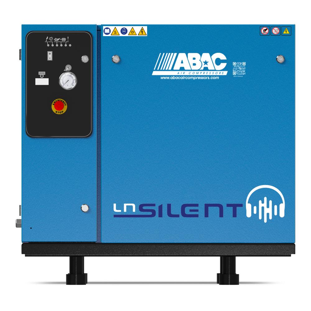 Odhlučnené kompresory Silent LN