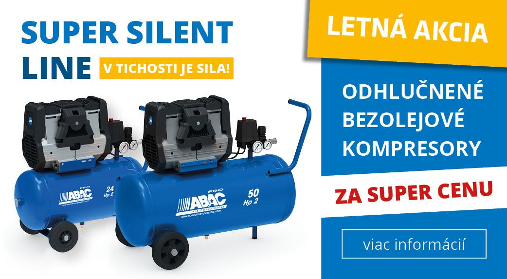 Akcia - Super Silent