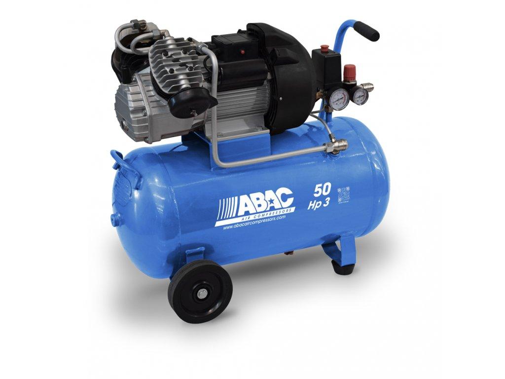 Kompresor Line V36-2,2-50CM  príkon 2,2 kW, sací výkon 355 l/min, tlak 10 bar, vzdušník 50 l, napätie 230/50 V/Hz
