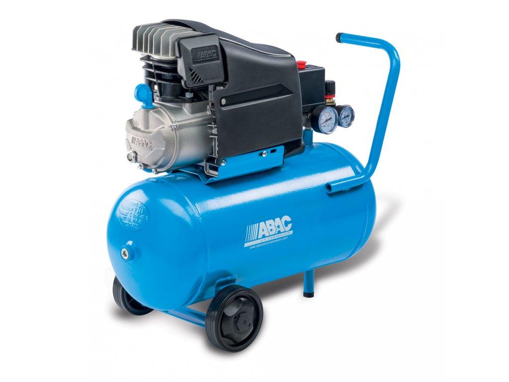 Kompresor Line L25P-1,8-24CM  príkon 1,8 kW, sací výkon 270 l/min, tlak 10 bar, vzdušník 24 l, napätie 230/50 V/Hz