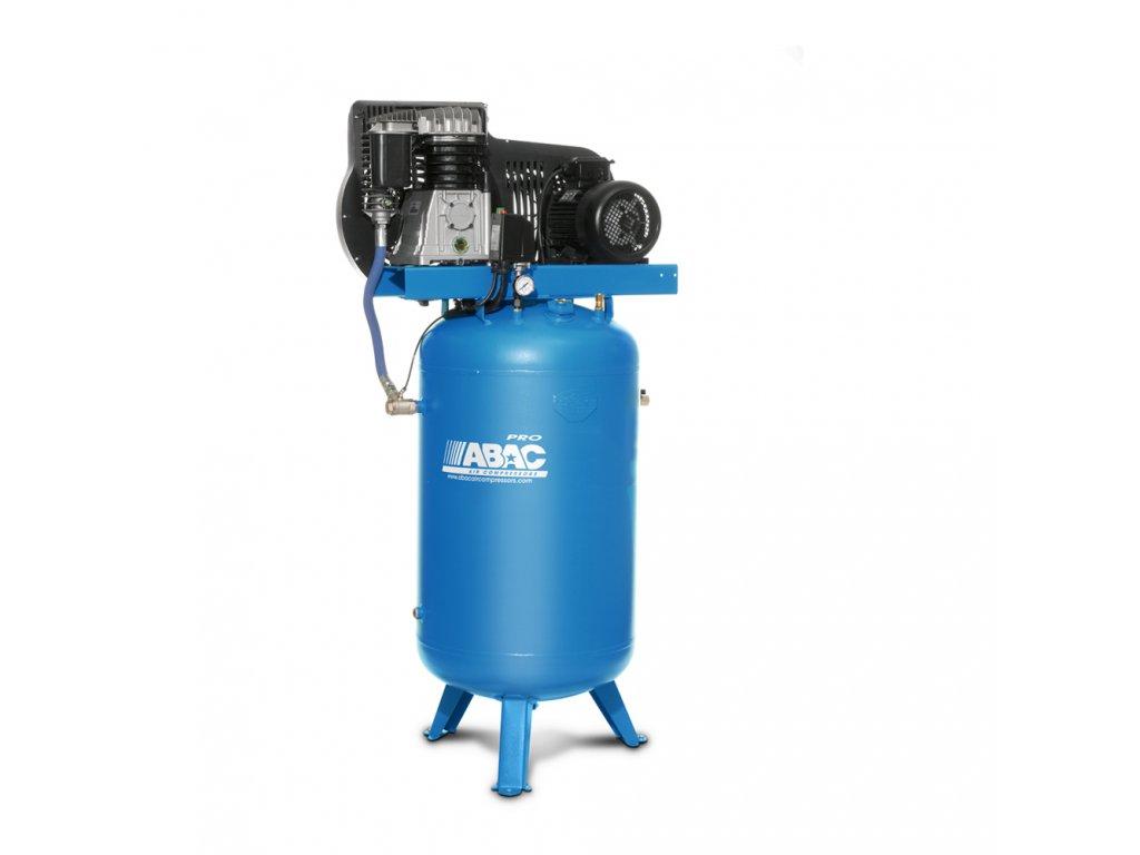 Kompresor Pro Line B59B-4-200VT  príkon 4 kW, sací výkon 653 l/min, tlak 11 bar, vzdušník 200 l, napätie 400/50 V/Hz