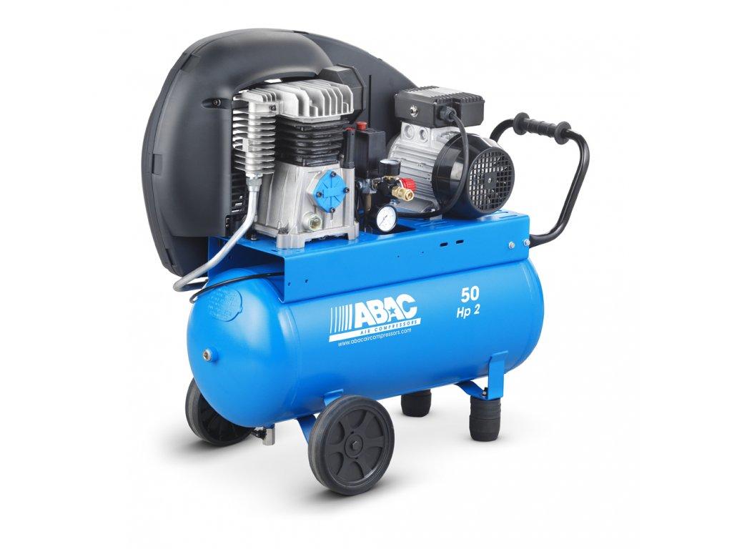 Kompresor Pro Line A29B-1,5-50CT  príkon 1,5 kW, sací výkon 255 l/min, tlak 10 bar, vzdušník 50 l, napätie 400/50 V/Hz