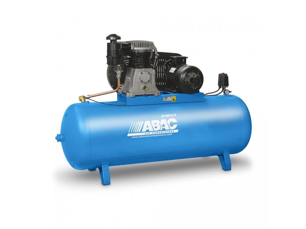 Kompresor Pro Line B79-7,5-500FT  príkon 7,5 kW, sací výkon 1 130 l/min, tlak 11 bar, vzdušník 500 l, napätie 400/50 V/Hz